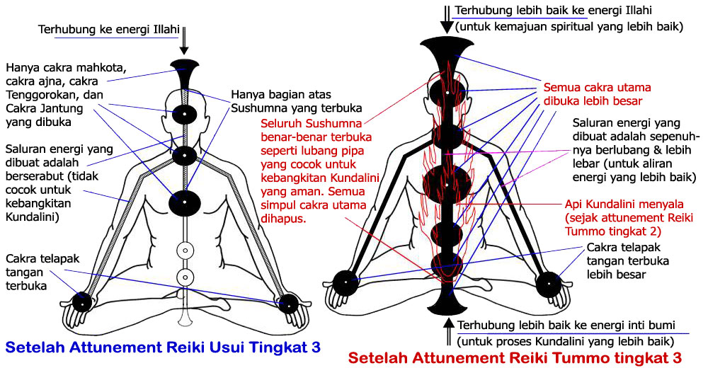 Perbandingan Attunement